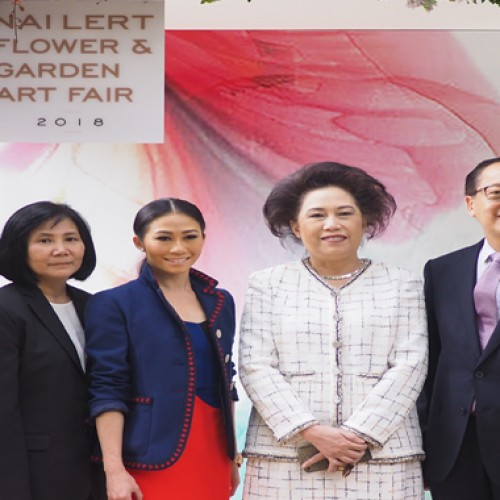 NaiLert Flower & Garden Art Fair 2018
