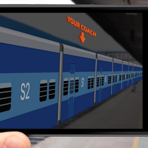 Ixigo brings India's first AR feature for train passengers