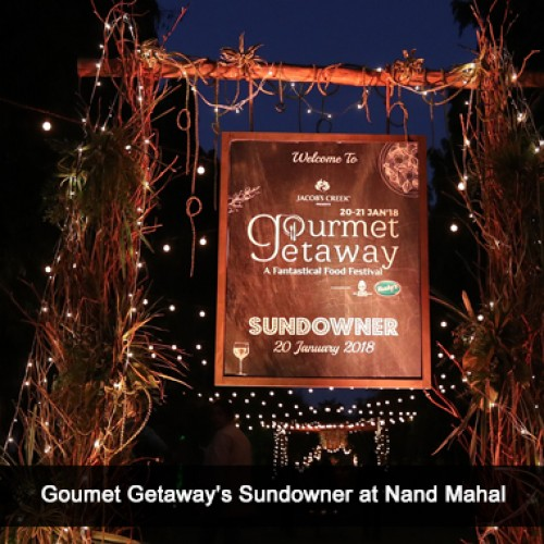 Second edition of Gourmet Getaway International Food Festival concluded successfully