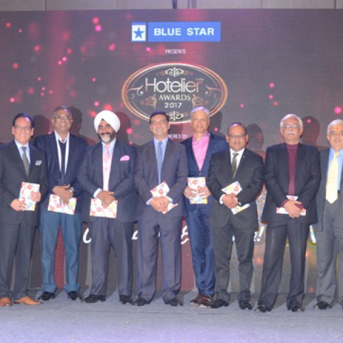 Berggruen Hotels achieves the double at Hotelier India Awards