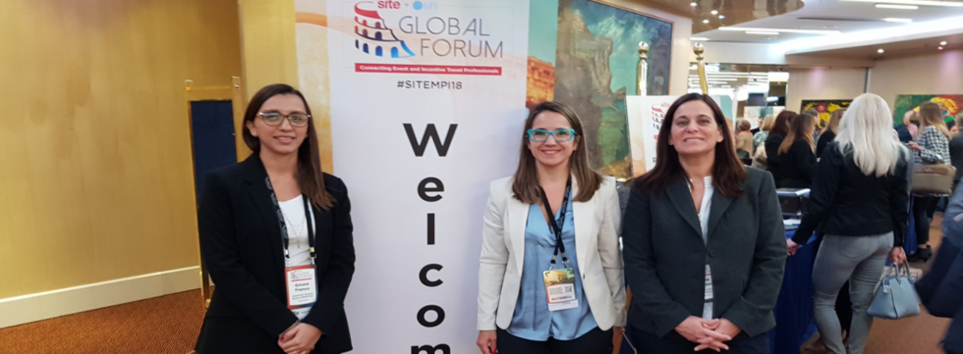 Argentina present at the Global Conference SITE