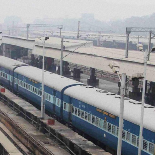 All 11,000 trains, 8,500 stations to have CCTV surveillance