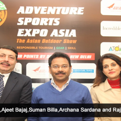 Delhi to host India's first ever Adventure Sports Expo Asia & Awards 2018