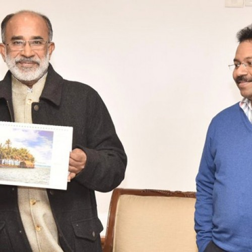 Ministry of Tourism Launches Incredible India Digital Calendar and Wall & Desk Calendar- 2018