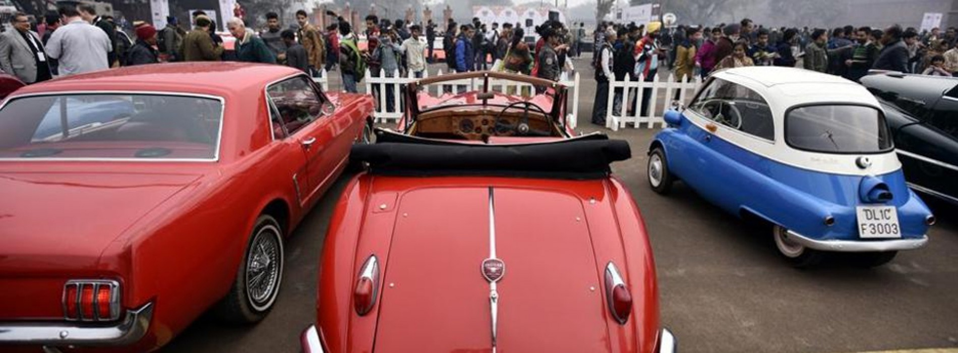 21 Gun Salute Concours Show – spotlight on the future of heritage motoring in India!