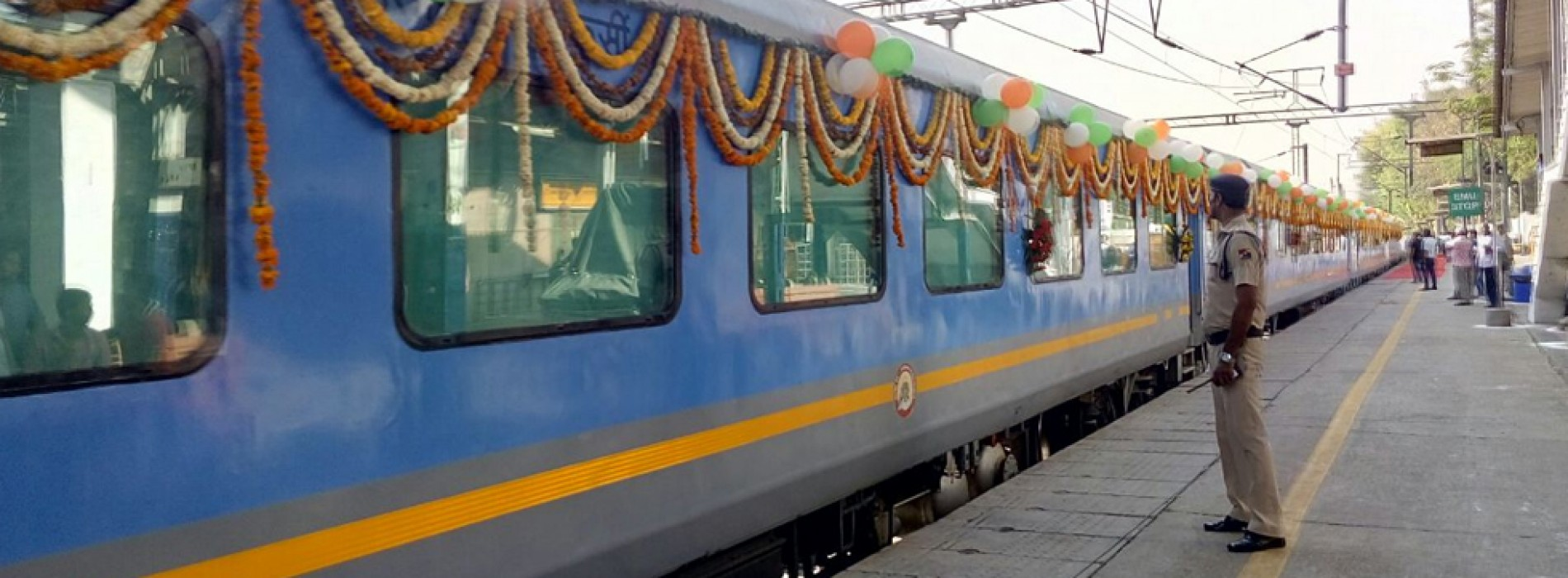 India's fastest Gatimaan Express Extends its Route to Gwalior-Jhansi