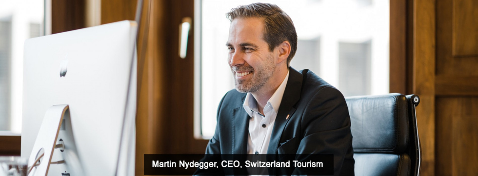 Martin Nydegger appointed as the new CEO of Switzerland Tourism