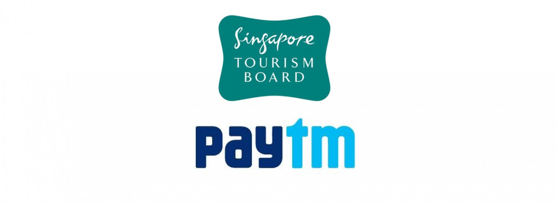 Singapore Tourism Board inks strategic partnership with Paytm