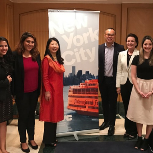 NYC & Company embarks on its first-ever-standalone sales mission in India