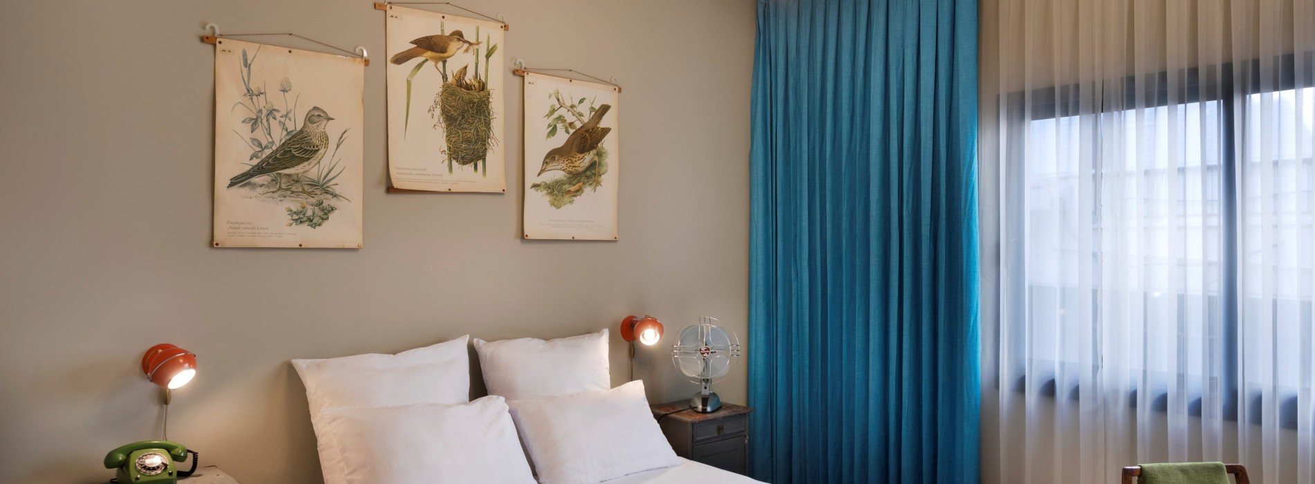 The Dave – West , a new hotel for the young urban traveler, opens in Tel Aviv, Israel