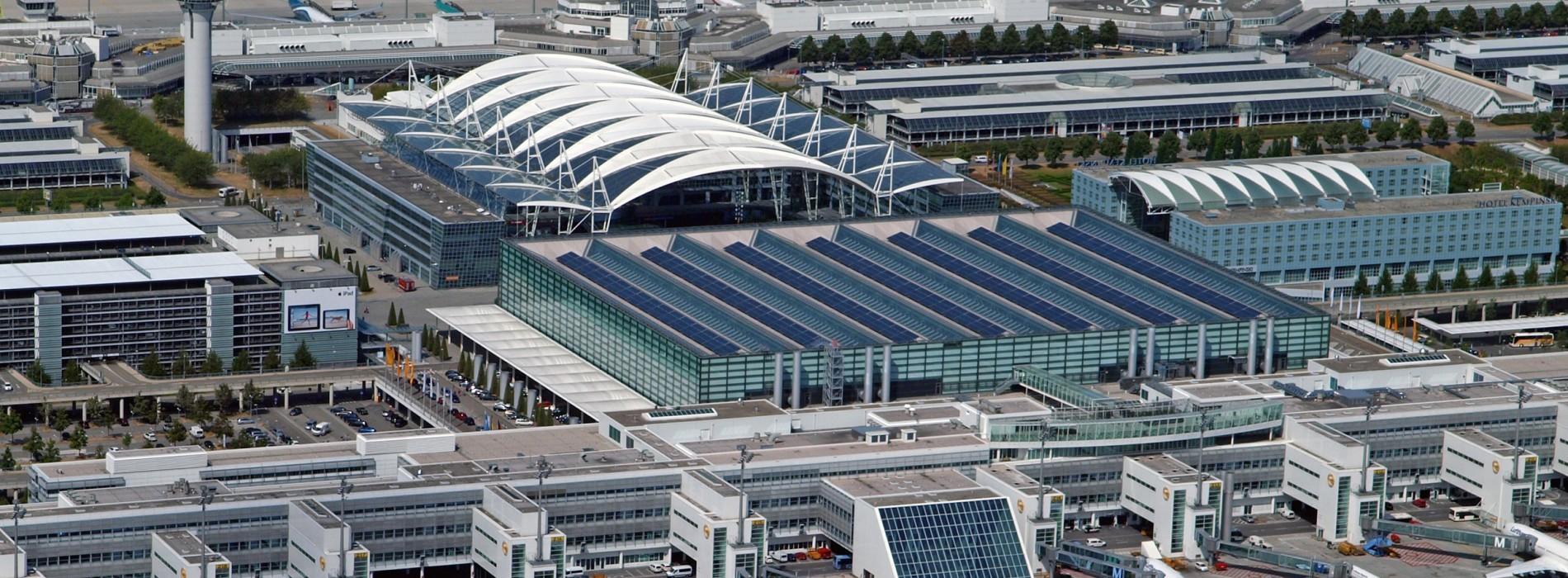 Munich Airport chosen as Europe's Best Airport