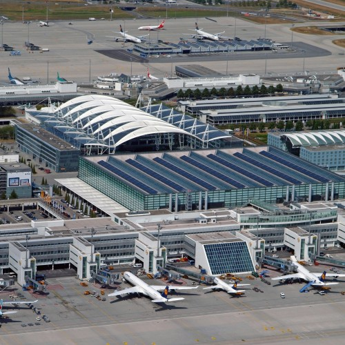 Munich Airport chosen as Europe's Best Airport