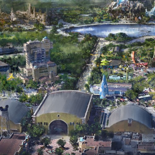 Disney announces transformative multi-year expansion for Disneyland Paris