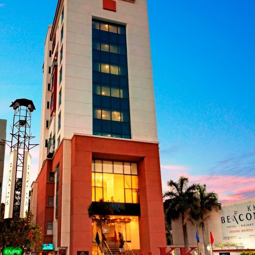 K K Beacon Hotel opens in Rajkot