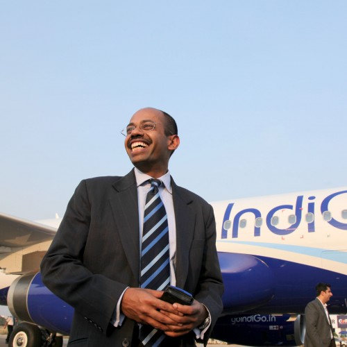 Aditya Ghosh resigns as IndiGo President