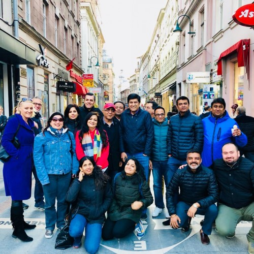 Nijhawan Group with Turkish Airlines conducts a FAM Trip to Bosnia and Herzegovina