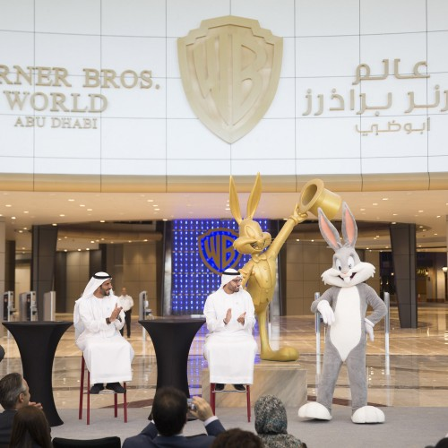 Warner Bros Theme Park in Abu Dhabi to open on July 25