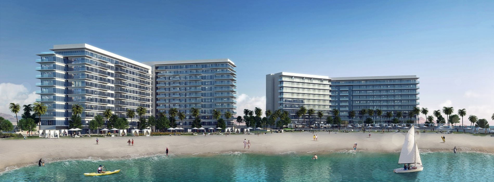 Emaar launches 'Address Al Marjan Island' Hotel
