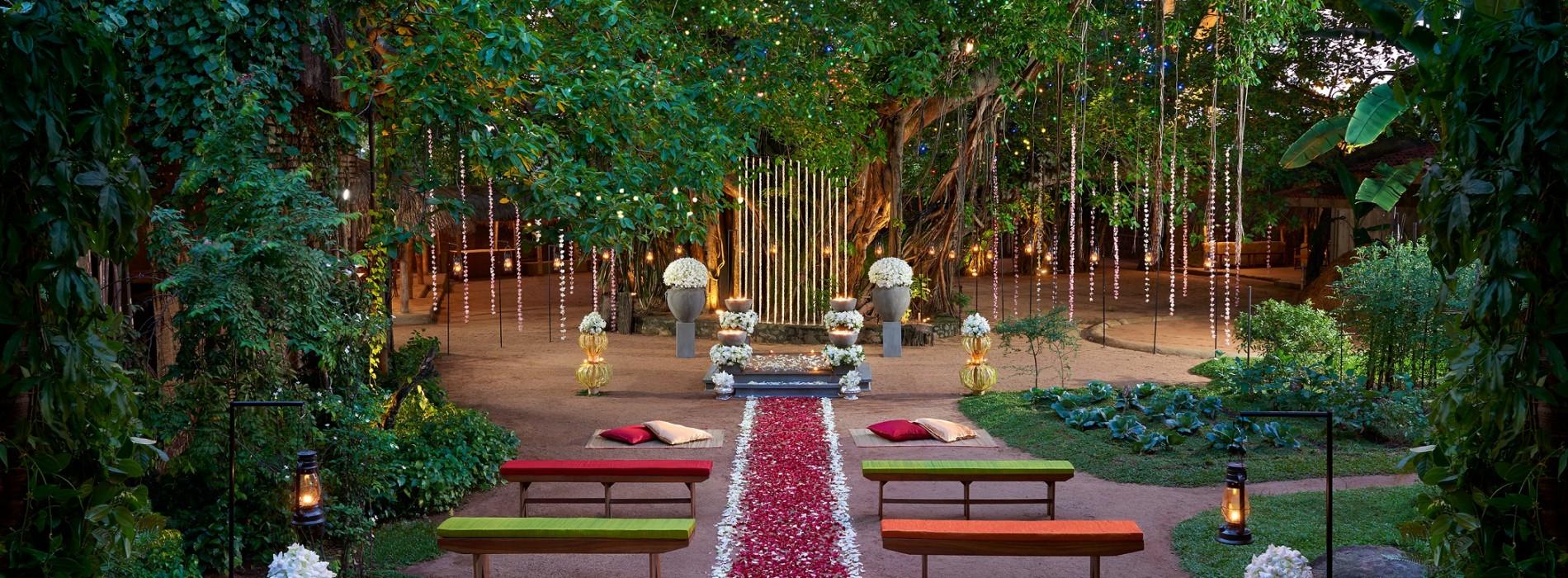 Cinnamon Hotels & Resorts in Sri Lanka organized a FAM trip for Indian wedding planners