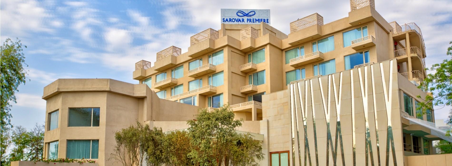 Sarovar Hotels announces opening of Sarovar Premiere Jaipur