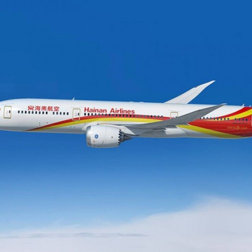 Hainan Airlines renews agreement with Sabre