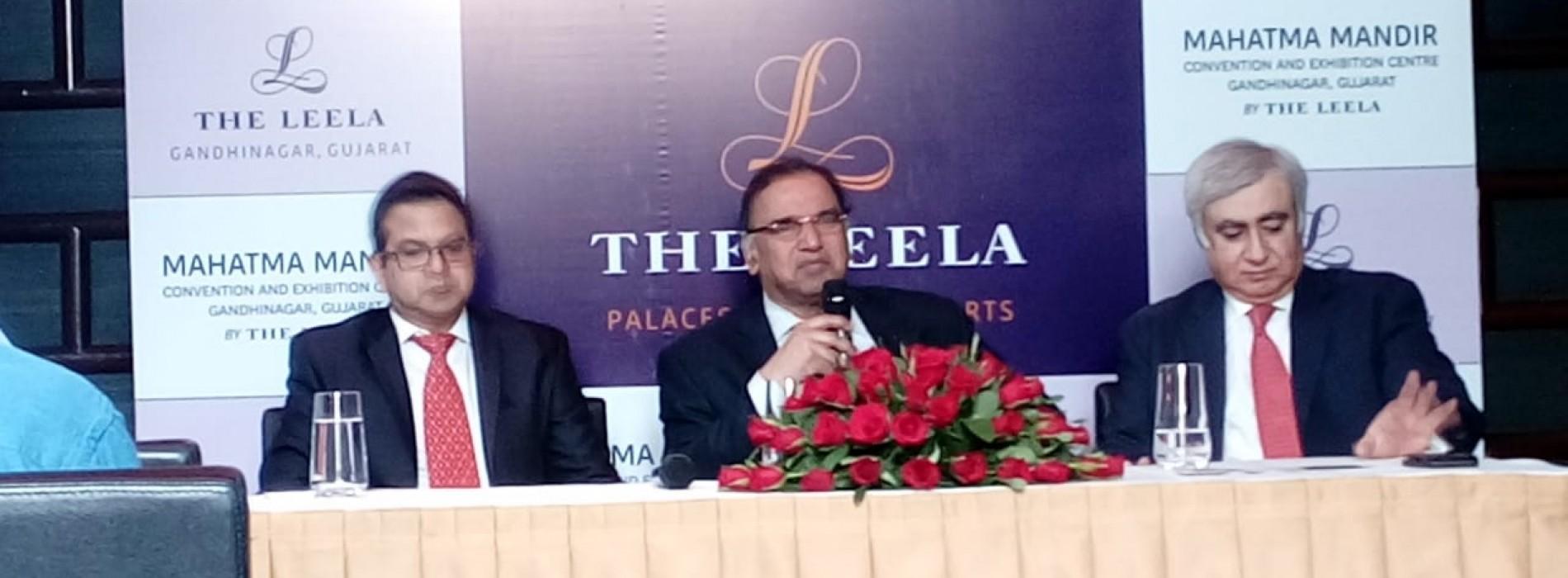The Leela wins contract to manage Mahatma Mandir