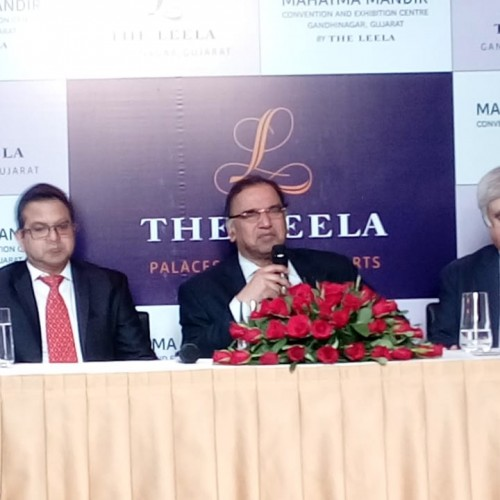The Leela wins contract to manage Mahatma Mandir