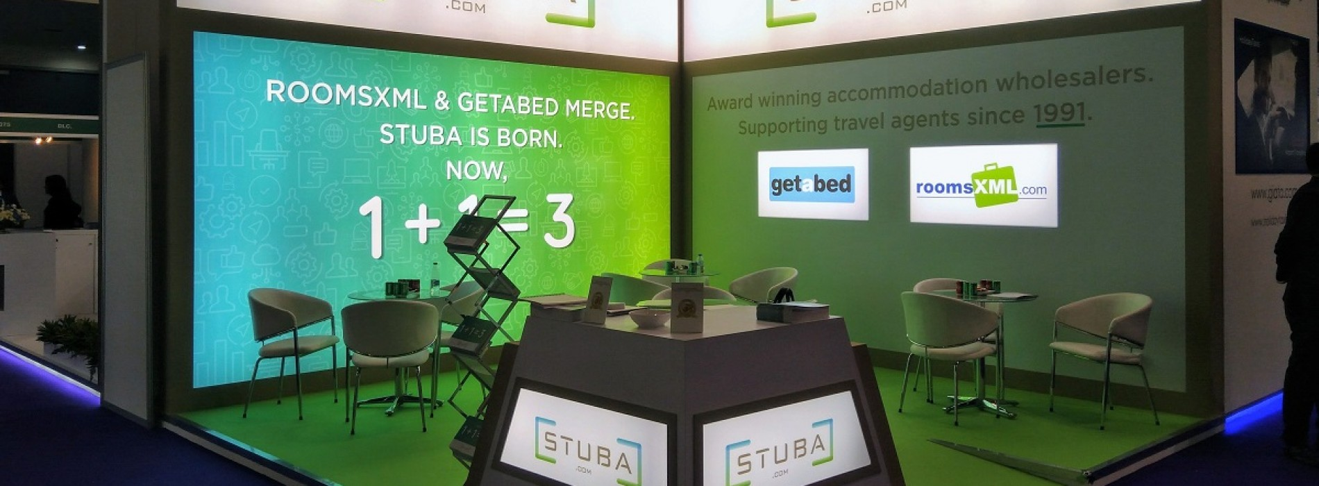 Stuba officially launched by roomsXML and getabed