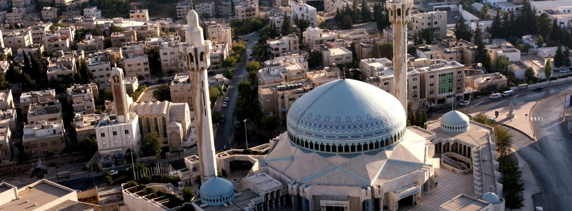 Inaugural Ryanair flight arrives in Amman