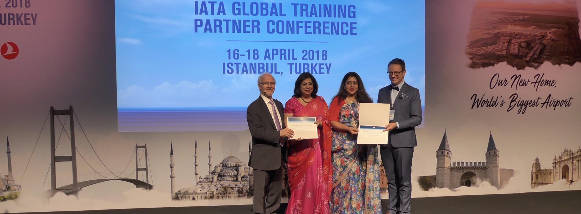 Bird Academy awarded IATA 2018 Regional top performer award