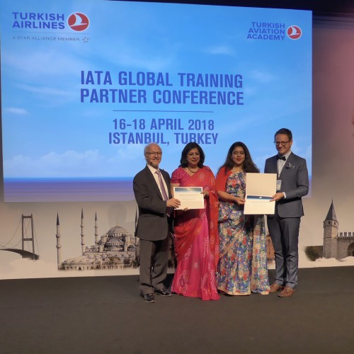 Bird Academy awarded IATA 2018 Regional top performer award