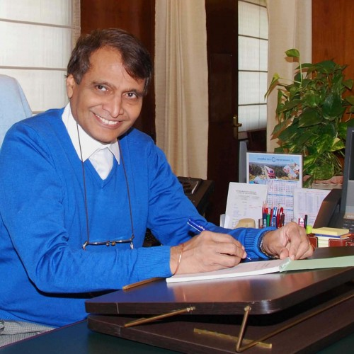 Indian aviation sector growing exponentially: Suresh Prabhu