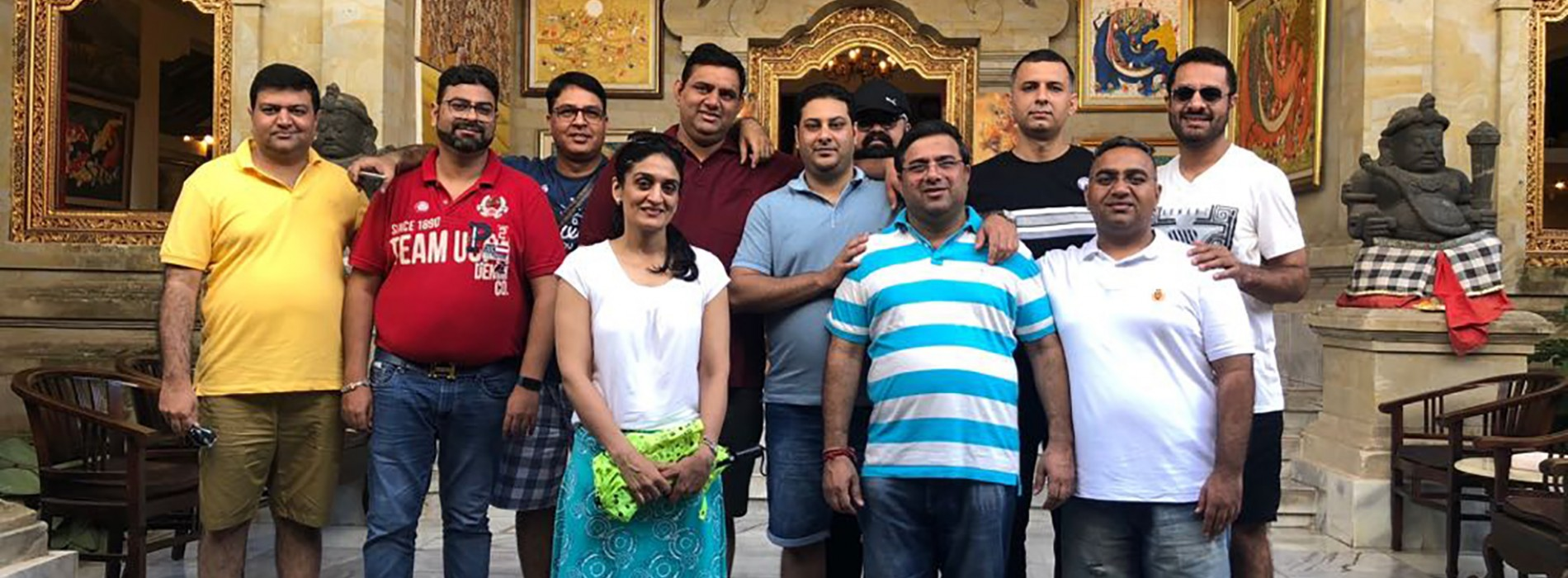 VITO (India) and Scoot Tigerair Pte Ltd organised FAM Trip to Bali