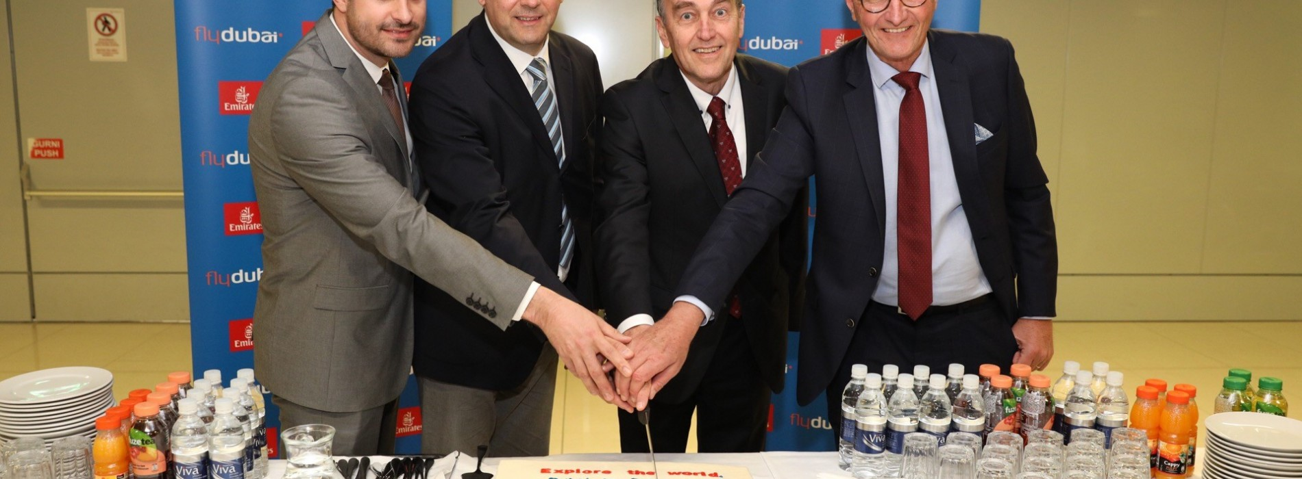 flydubai launches first direct flight from Dubai to Dubrovnik