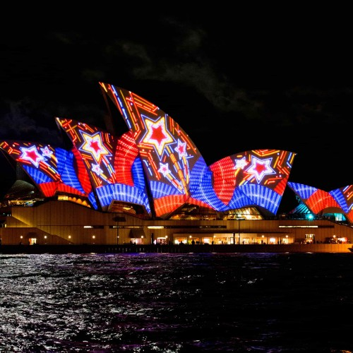 The biggest celebration of lights, music and art: Vivid Sydney 2018