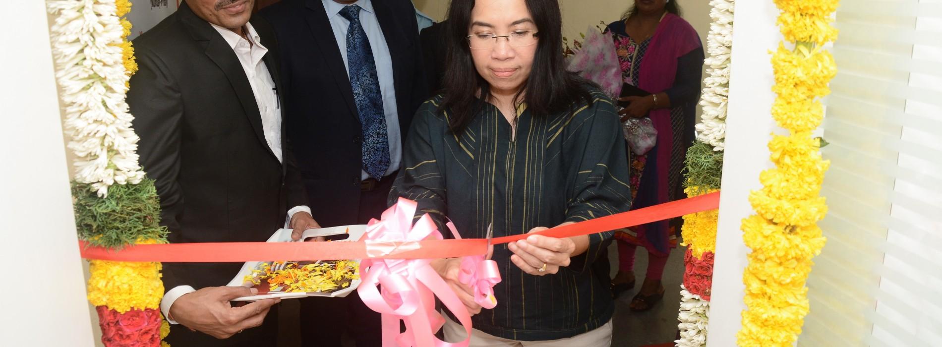 CKGS opens Thai Visa Application Centre in Chennai