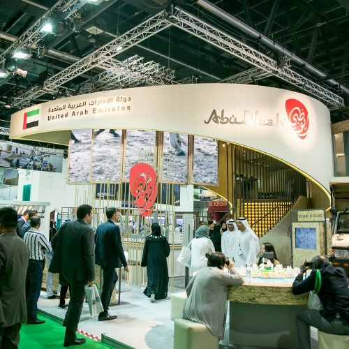 DCT Abu Dhabi concludes successful participation at ATM 2018