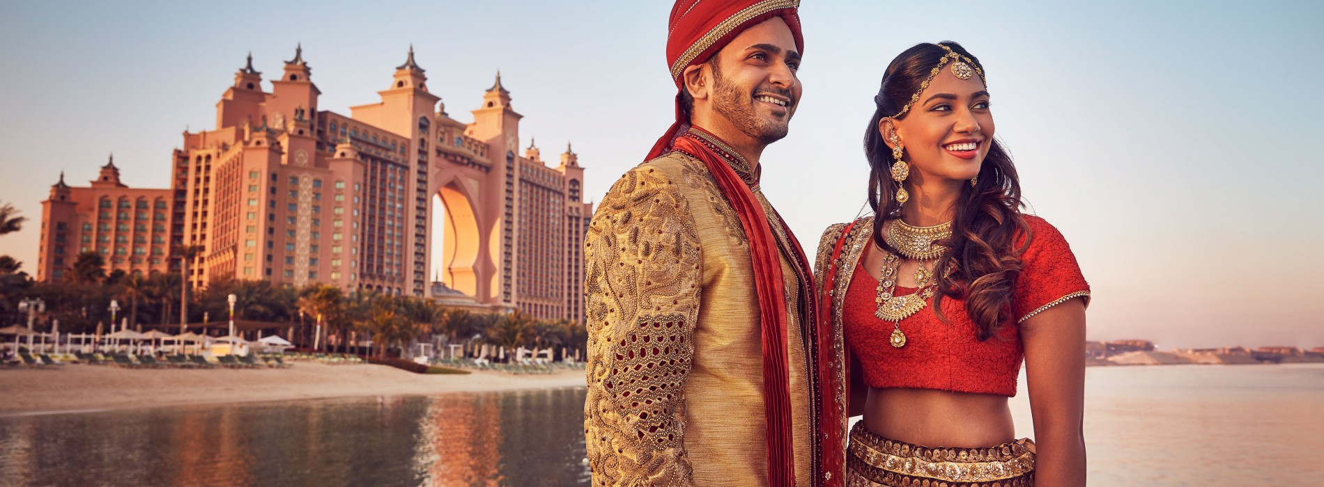 Atlantis The Palm launches the wedding lounge