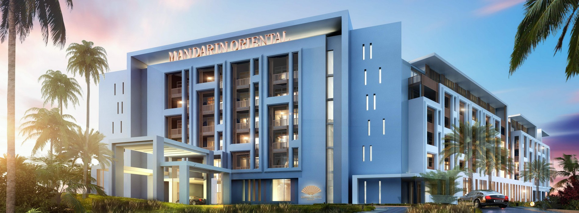Mandarin Oriental announces a new project in Muscat