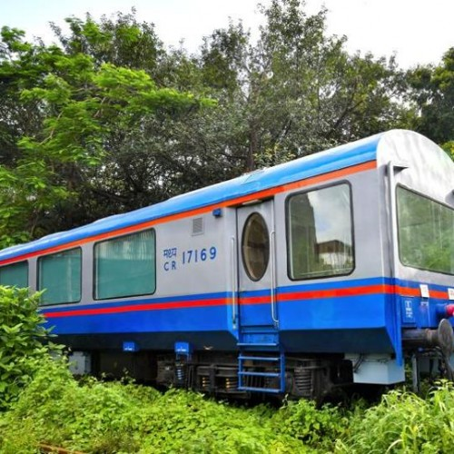 Indian Railways to introduce scenic trains to promote tourism