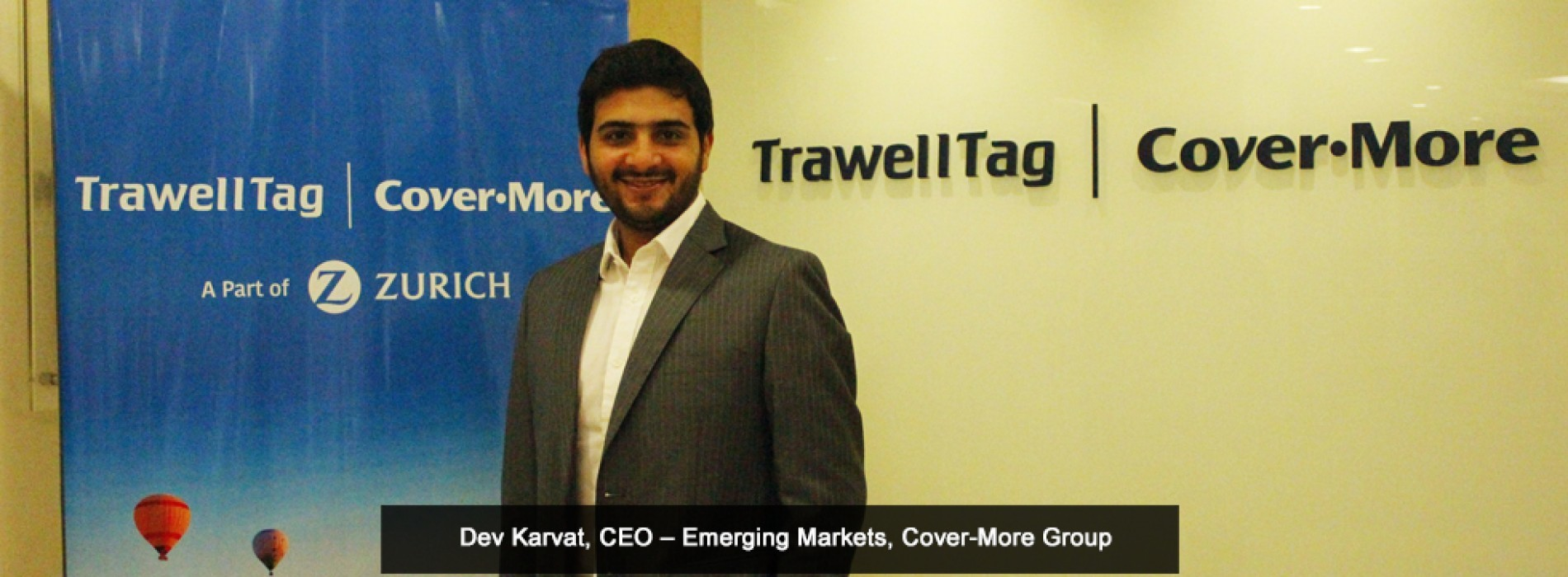 ITH partners with TrawellTag Cover-More