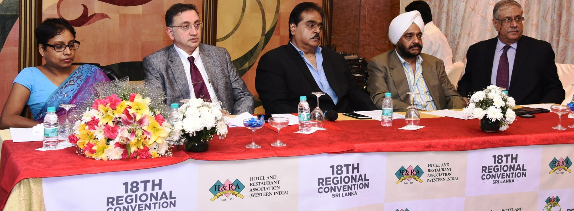 Indo-Sri Lanka rendezvous at HRAWI's 18th Regional Convention to open new avenues in hospitality