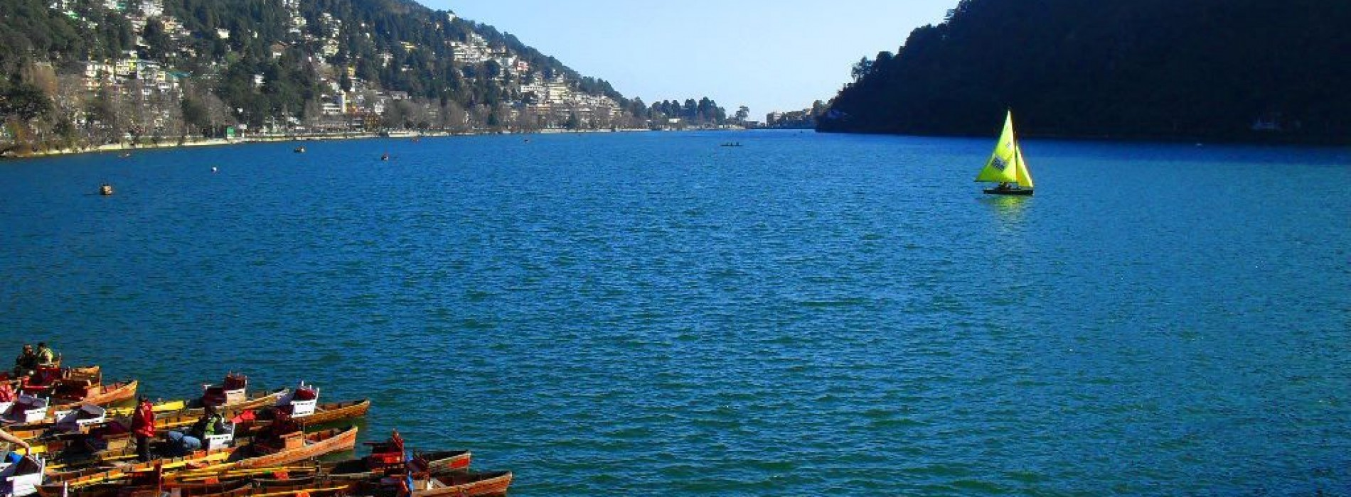 Nainital declared 'housefull' to curb tourist inflow