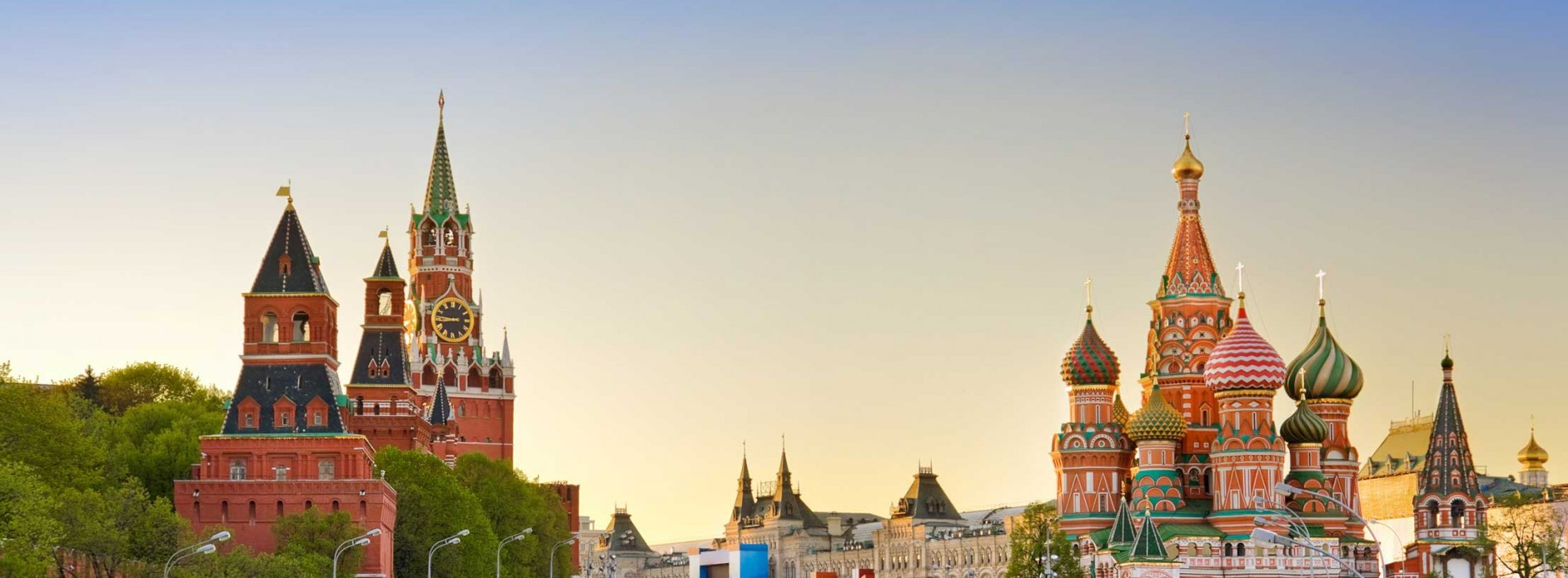 Explore these sites in Moscow on your special world cup holiday