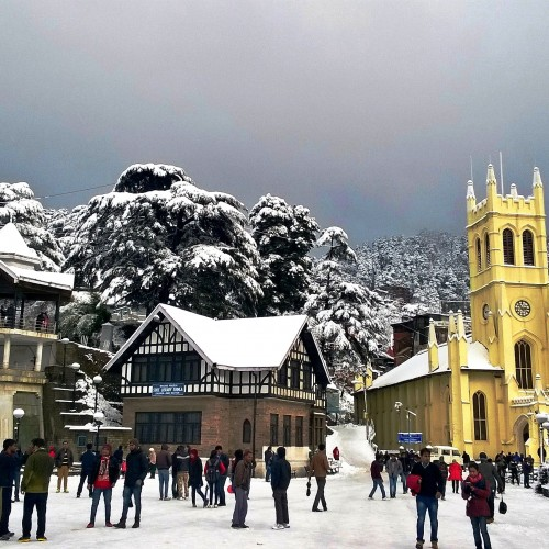 No more water crisis', hoteliers ask tourist to visit Shimla