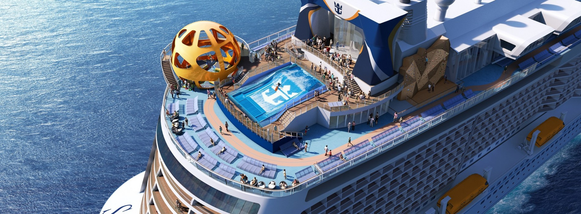 TIRUN announces the arrival of Spectrum of the Seas in the Asia region in 2019