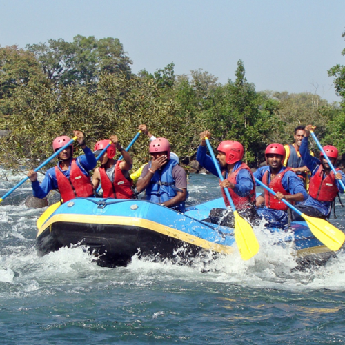 White Water Rafting to start soon on Goa's Mahadayi River