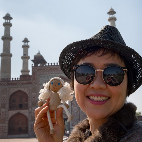 India is lacking behind because of limited Licensed Chinese-speaking tour guides