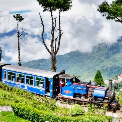Railways steps in after UNESCO warns Darjeeling toy train off track