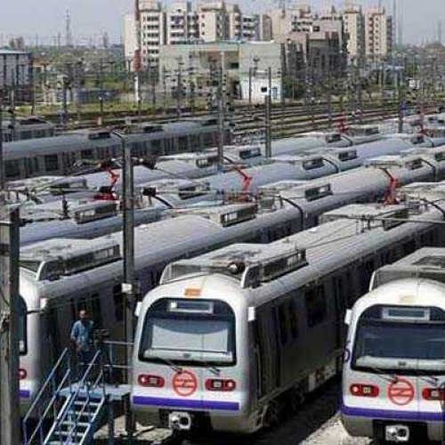 New Haryana line to link with Delhi Metro